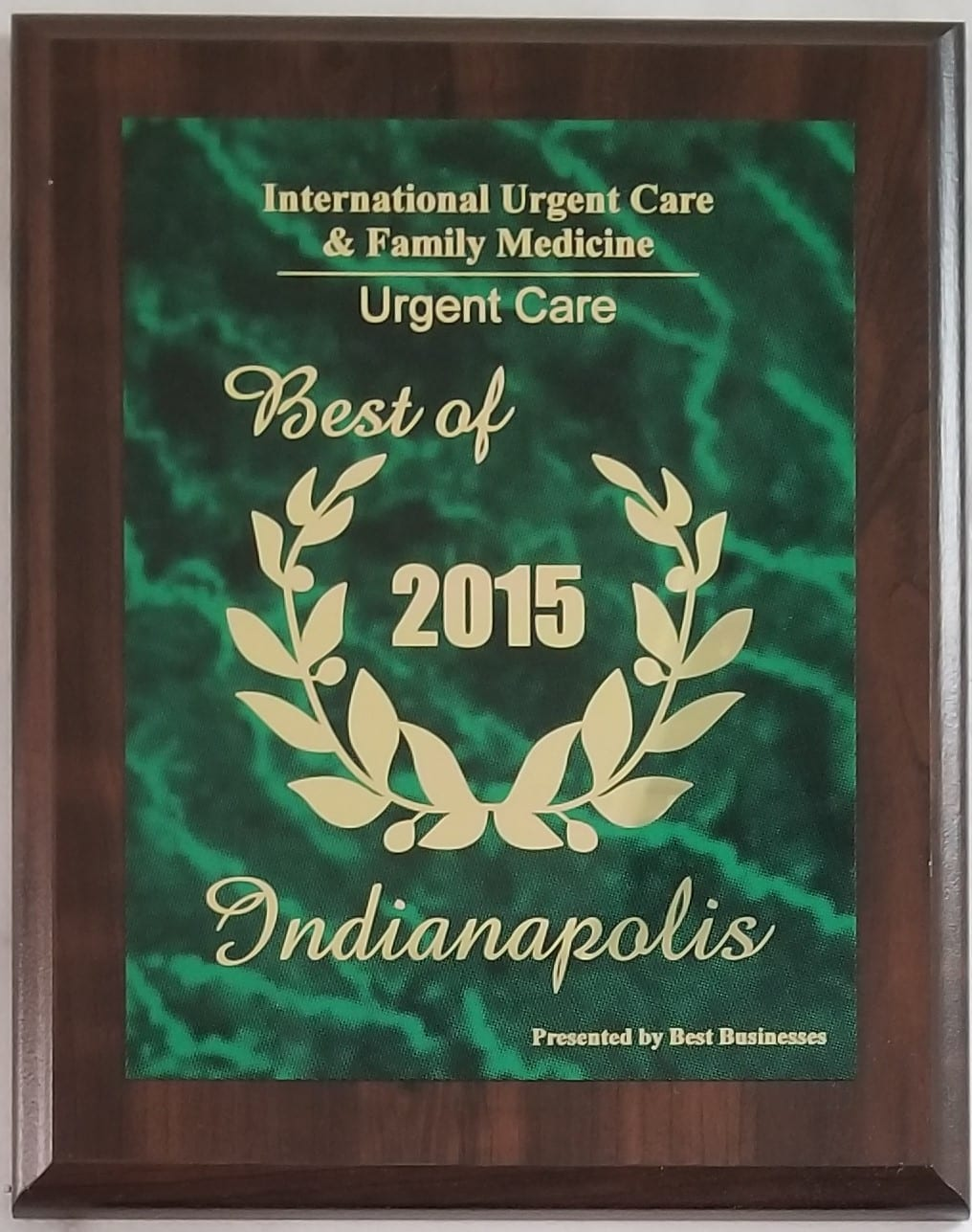 Best of Indianapolis, 2015